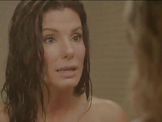Sandra Bullock & Chelsea Handler Naked Shower