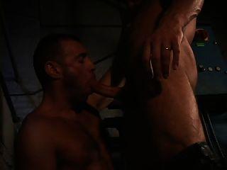 Big Blue (in The Boiler Room) - George Glass & Jake Deckard Part 1