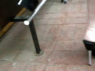 7 Inch Platform High Heel Stilettos Thongs