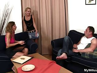 She Rides Not Her Son In Law Cock