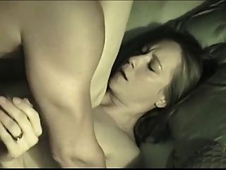 Husband Films Wife Being Creampied
