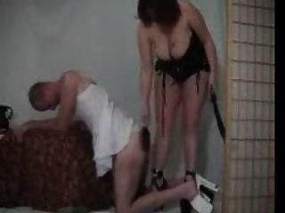 Male Bitch Spanking