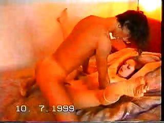 Amateur Porn Movie Shooting