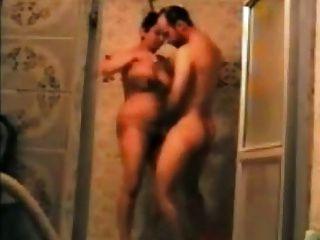 Persian Couple Having Shower (zano Mardeh Irani To Hamam)