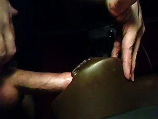 Fucking My Rubber Pussy + Orgasm