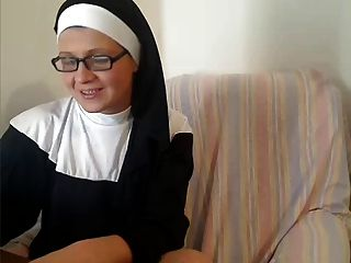 Naughty Katholic Nun On Adult Webcam Chat