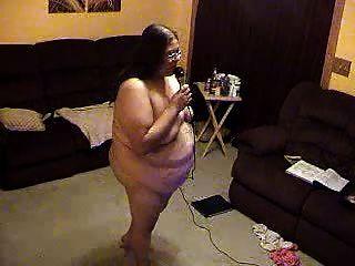 Bbwalmy Wake Me Up Before You Gogo Nude Bbw Karaoke