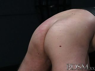 Bdsm Xxx Silent Hooded Slave Boy Receives Brutal Treatment