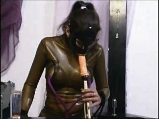 London mistress latex caning