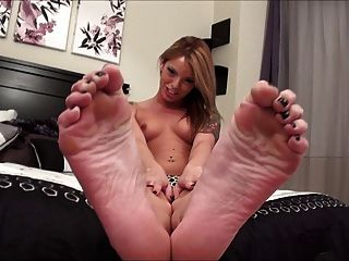 Joi Footfetish