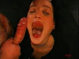 Betty Spermed On