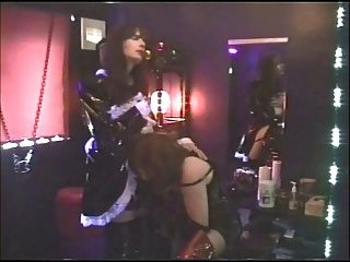 Alison Thighbootboy And Maid Monique - Part 1
