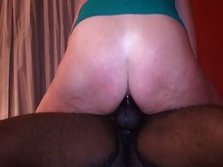 Hot Mature Wife Rides Bbc Wild And Squirts