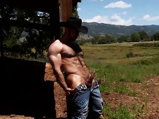 Cowboy - Alone On The Ranch