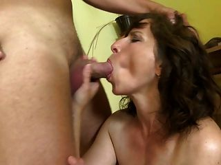 Taboo Story With Mature Mother And Her Young Lover