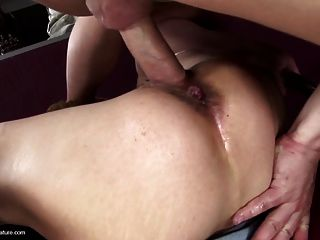 Hot Mature Mom Fucked In All Holes Her Toy Boy