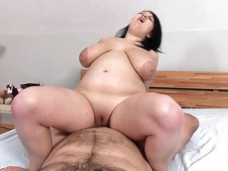 Bbw Barbara Angel Fucks With Bbm French Boy, Fat Smiley Face
