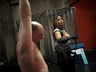 Bdsm bondage sub whipped and flogged 5
