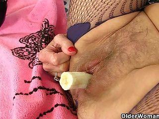 Amanda degas masturbates in this video from garry hunt - 2 9