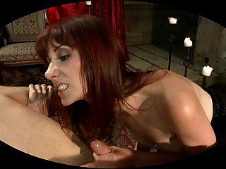 Mistress Prostate Milking Anal Cum Tied