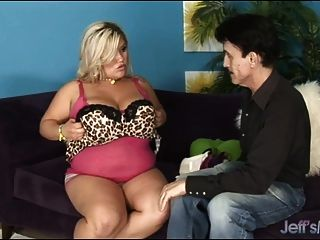 Big Boobed Kacey Parker Is Picked Up Off The Street For Fuck