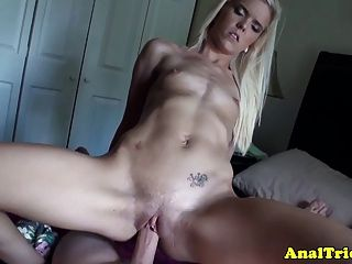 Anal Fun With Tiny Petite No Tits Teen