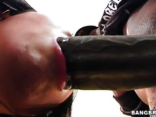 Monica Santhiago Gets Her Pussy Stretched By Bbc