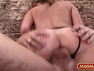 Mia magma anal