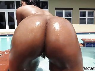 Round Ass Ebony Aaliyah Grey