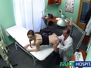 Kinky Gynecologist And His Saucy Teen Patient