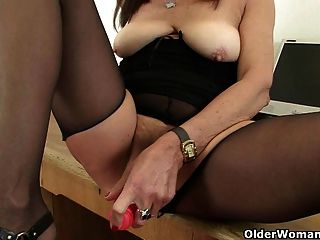 Imagine Her Doing This At The Office