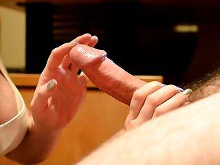 Sexy Slow Cocktease Handjob