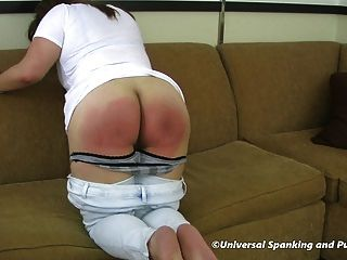 The Spanking Punishment Of Sarah Limon