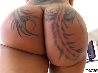 Bella Bellz Takes Black Cock In Her Big Ass