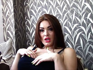 Uk Goddess Teases And Mocks With Her Perfect Tits