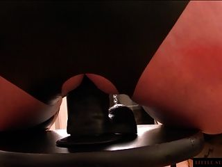 Sit Down At That Black Dildo Little Sunshine Milf-rear View