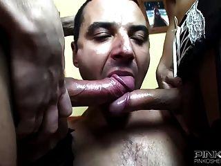 Pinko Shemales Threesome Pleasure
