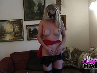 Cosplay Babes Cosplay Ms Marvel Masturbating