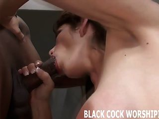 Big Black Dick Gets My Pussy So Fucking Wet