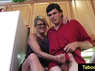 Fetishnetwork Mrs Lee Cougar Dick Hj