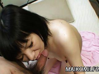 Yoshie Tabata - Orgasmic Japanese Sex With A Jav Milf