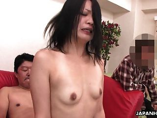 Slutty Asian Hoes Used For Some Sexual Excitement