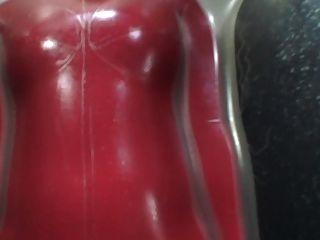 Japanese Latex Catsuit 96