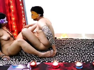 Indian Mona Bhabhi Hardcore Diwali Sex