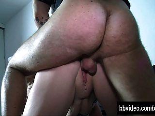 Busty German Mature Whores Sharing Cock