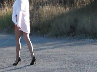 My Pantyhose Girlfrend 3