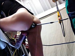 Electro Vacuum Fucking Machine