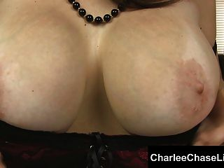 Tampa Hot Wife Charlee Chase Cock Teases You!