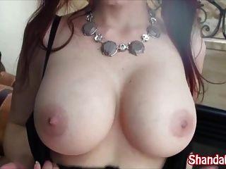 Shanda celebrates stanley cup with fucking amp a cum doughnut - 2 part 9