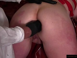 Ass And Pussy Training With Fist-little Sunshine Milf